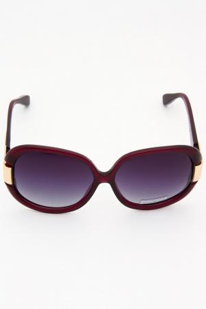 Очки солнцезащитные Lina Latini. Цвет: фиолетовый