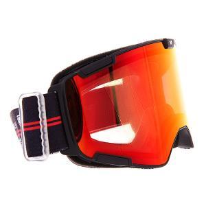 Маска для сноуборда  Crew Wdc-mtb Ruby/Mir/Rose I/S Eyewear. Цвет: черный