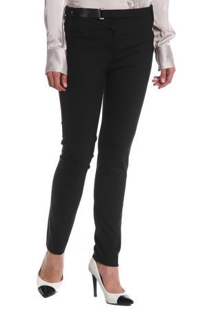 Прямые брюки с застежкой на молнию Costume National. Цвет: 900, черный