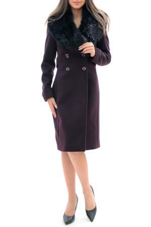 Пальто RADEKS. Цвет: lilac