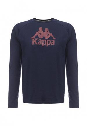 Лонгслив Kappa. Цвет: синий