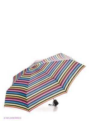 Зонт Guy De Jean. Цвет: черный, синий, розовый, желтый