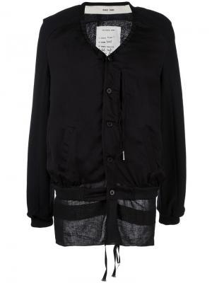 Куртка Jann Damir Doma. Цвет: чёрный