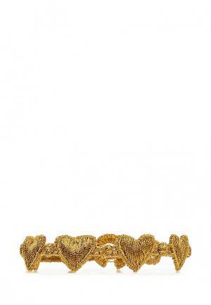 Браслет Cruciani C. Цвет: золотой