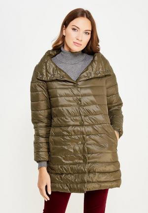 Куртка утепленная Z-Design. Цвет: хаки