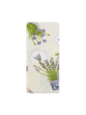 Чехол для столовых приборовлаванда, 6 шт. Fresca Design. Цвет: зеленый, молочный, сиреневый