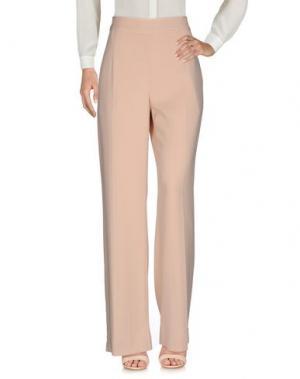 Повседневные брюки RAOUL. Цвет: телесный