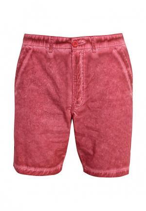 Шорты Solid. Цвет: розовый