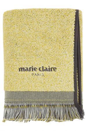 Полотенце для рук Marie claire. Цвет: yellow