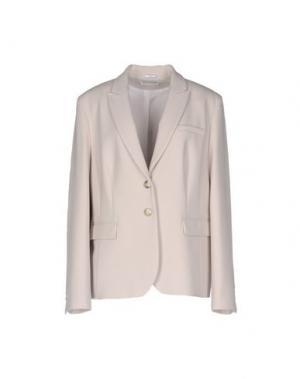 Пиджак ST.EMILE. Цвет: светло-серый