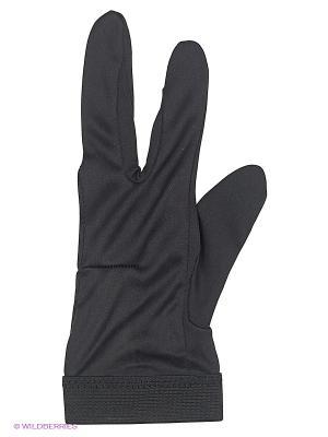 Перчатка для бильярда FAIRMINDED. Цвет: черный