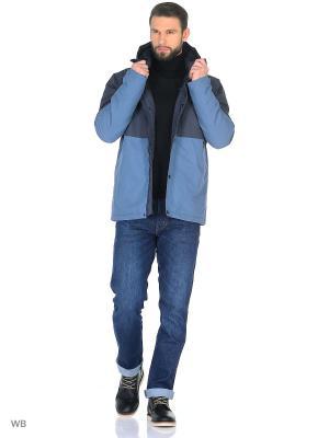 Куртка BRUNOTTI. Цвет: темно-синий, синий