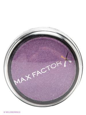 Тени одноцветные Wild Shadow Pots Eyeshadow 15 тон vicious purple MAX FACTOR. Цвет: черный, сиреневый, прозрачный