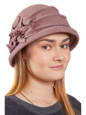Шляпа Скарлет Three S. Цвет: серо-коричневый