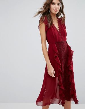 Foxiedox Платье St Emilion Grand Cru. Цвет: фиолетовый