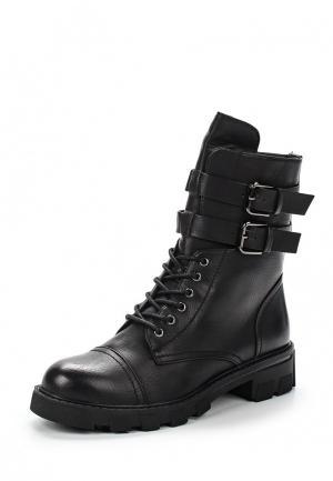 Ботинки Inario. Цвет: черный