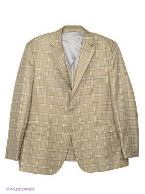 Пиджак IFC. Цвет: бежевый