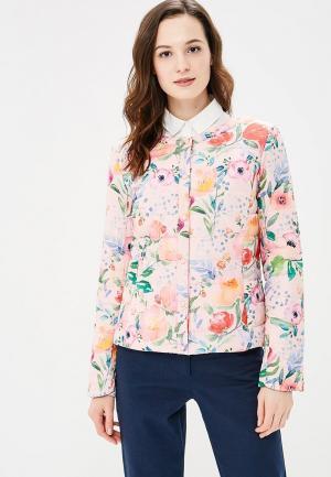Куртка утепленная Baon. Цвет: розовый