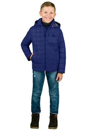 Куртка BOOM. Цвет: темно-синий