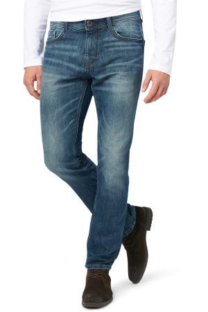 Джинсы Josh Regular Slim Tom Tailor 620479709101052. Цвет: светло-серый деним