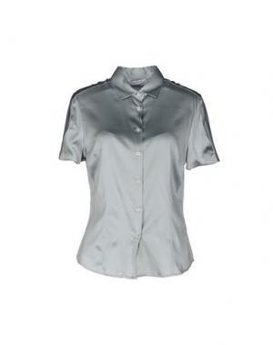 Pубашка GUGLIELMINOTTI. Цвет: серый
