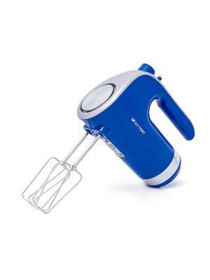 Миксер КТ-1317-3 Kitfort. Цвет: голубой