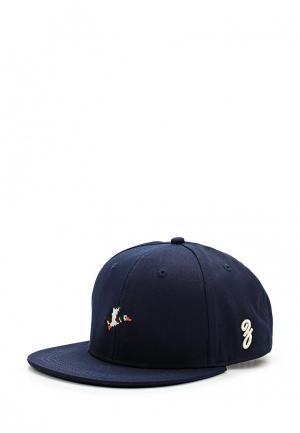 Бейсболка Запорожец Heritage. Цвет: синий