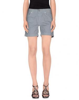 Повседневные шорты CAMOUFLAGE AR AND J.. Цвет: серый