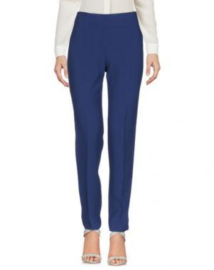 Повседневные брюки ANTONIO BERARDI. Цвет: темно-синий
