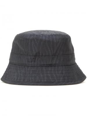 Шляпа-панама YMC. Цвет: чёрный
