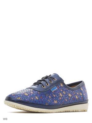 Ботинки Camidy. Цвет: фиолетовый