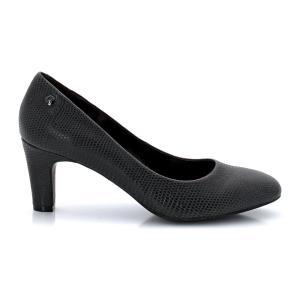 Туфли на высоком каблуке ELLE. Цвет: черная ящерица
