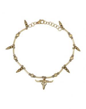 Ожерелье DANNIJO. Цвет: золотистый