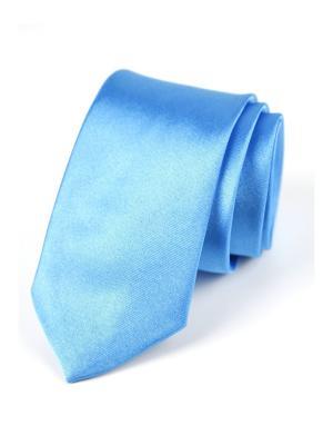 Галстук 1Azaliya. Цвет: голубой