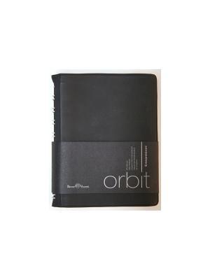 Ежедневник Orbit, А6 Bruno Visconti. Цвет: черный