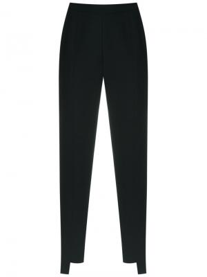 Cropped trousers Giuliana Romanno. Цвет: none