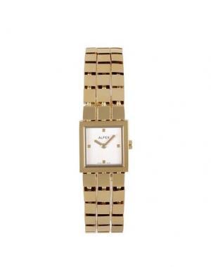 Наручные часы ALFEX. Цвет: золотистый