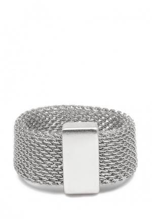 Кольцо Milores. Цвет: серебряный