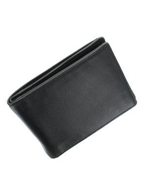 Бумажник Sword Visconti. Цвет: черный