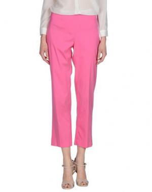 Повседневные брюки ANTONIO FUSCO. Цвет: фуксия