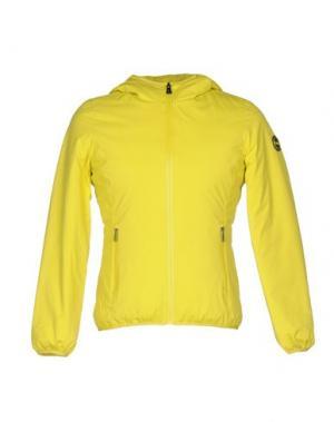 Куртка F**K PROJECT. Цвет: кислотно-зеленый