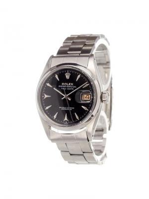 Аналоговые часы Tru-Date Rolex. Цвет: none