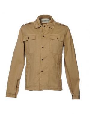 Куртка ..,BEAUCOUP. Цвет: бежевый