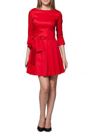 Dress JOELLE YOUNG JO'ELLE. Цвет: red