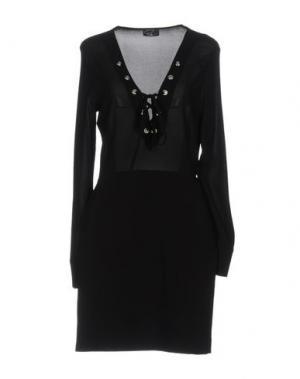 Платье до колена PAULIE. Цвет: черный