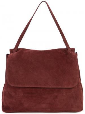 Sidekick shoulder bag The Row. Цвет: красный
