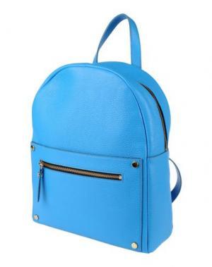 Рюкзаки и сумки на пояс BHAILIÙ. Цвет: лазурный