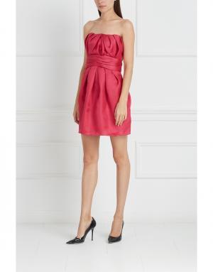 Платье Jay Ahr. Цвет: красный