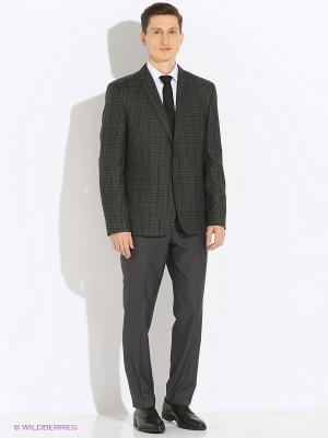 Пиджак ABSOLUTEX. Цвет: антрацитовый, серый, черный