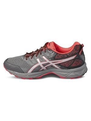 Спортивная обувь GEL-SONOMA 3 ASICS. Цвет: черный, розовый, серебристый, серый